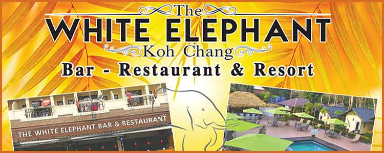 White Elephant Bar, Koh Chang