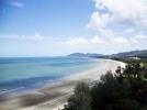 På stranden i Hua Hin
